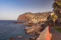 Madeira er mikil paradís.