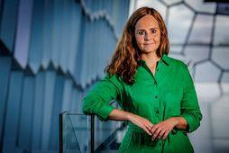 Lára Sóley Jóhannsdóttir, framkvæmdastjóri Sinfóníuhljómsveitar Íslands.