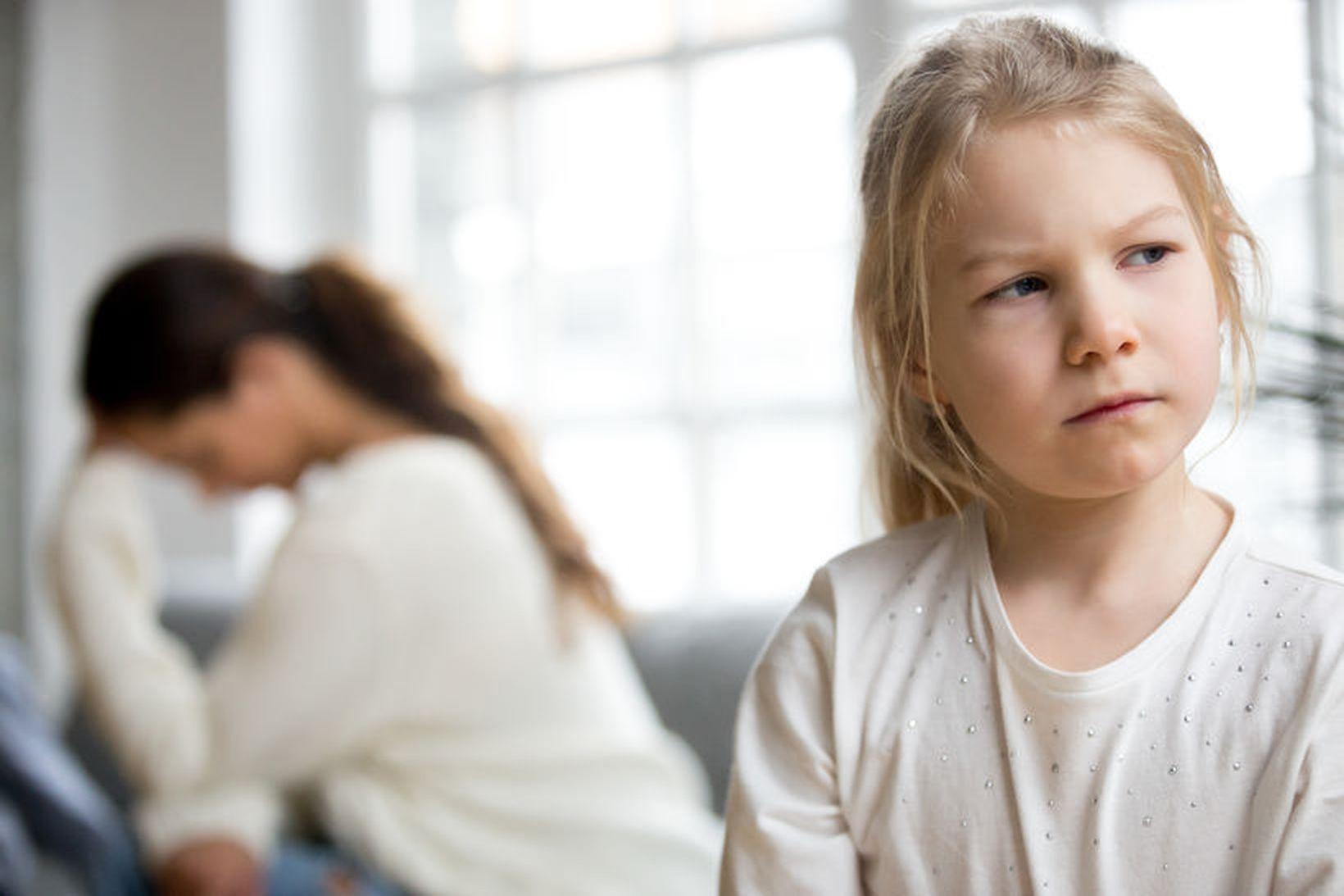 Foreldrar geta upplifað sig mjög vanmáttuga gagnvart hegðun barna sinna. …