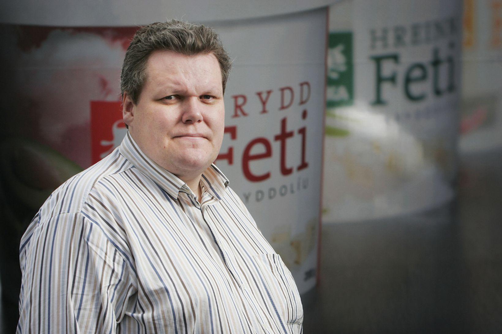 Ólafur Magnússon, fyrrverandi eigandi Mjólku og KÚ.