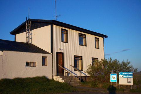Guesthosue Grímsstaðir