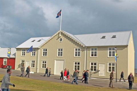 Reykjanesbær Regional Information Center