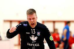 Arnór Freyr Stefánsson.