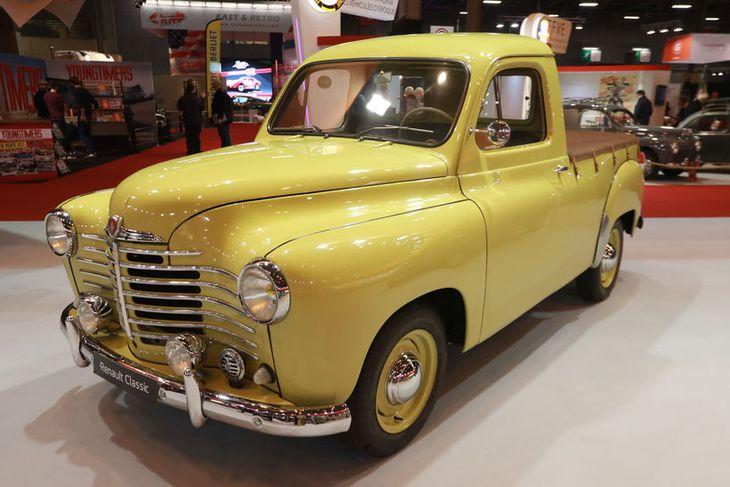 Renault Colorale Pick-up pallbíll frá 1952