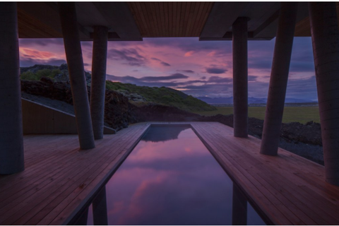 Hotel Ion is situated in Nesjavellir, a geothermal area near Þingvellir national park in South Iceland.