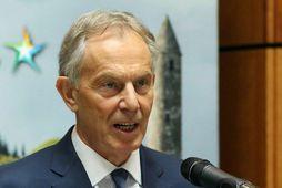 Tony Blair, fyrrverandi forsætisráðherra Bretlands,var tillfinningaslega sannsögull en byggði meira á eigin sannfæringu en staðreyndum ...