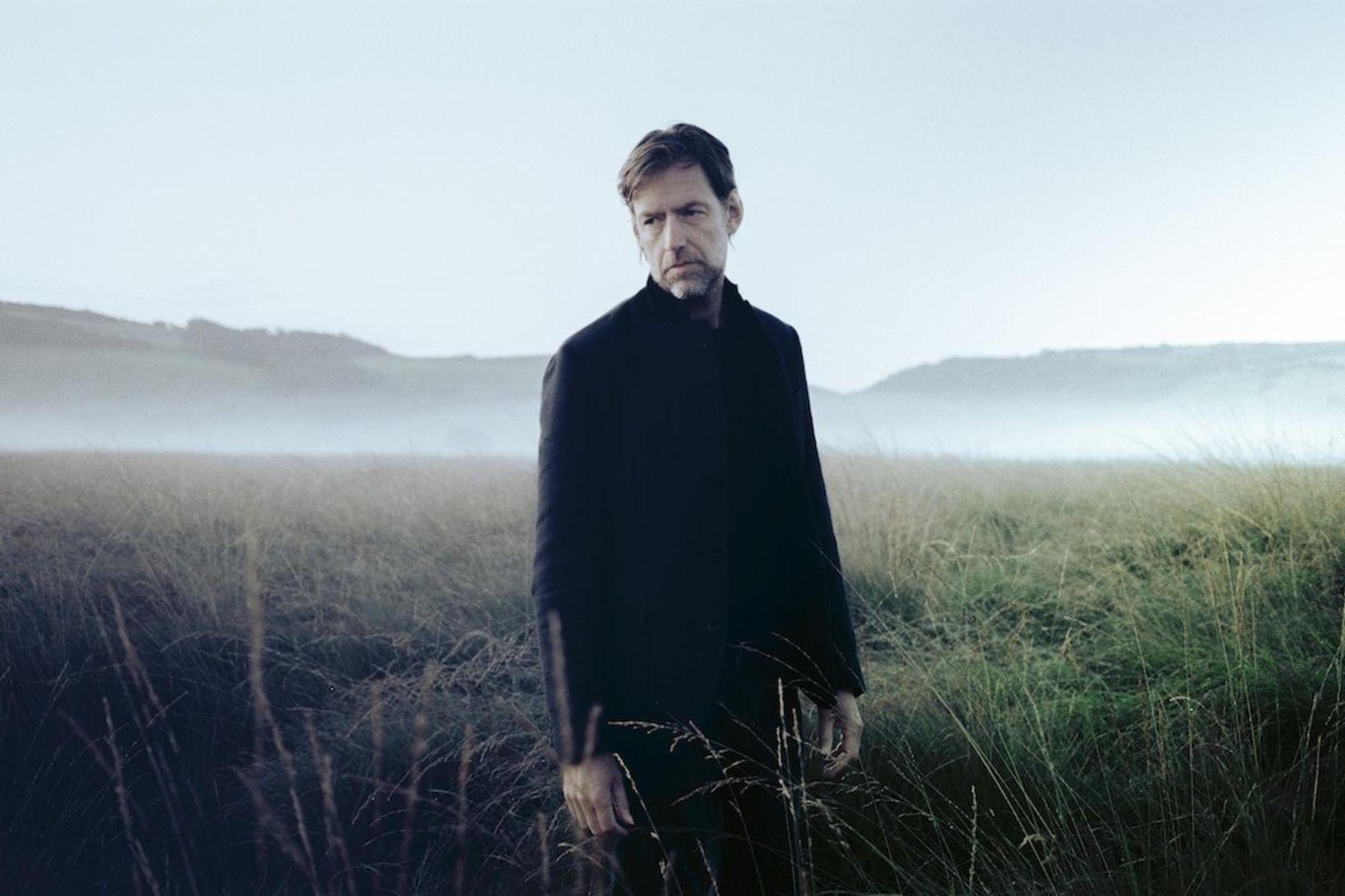 Ed O'Brian hefur verið í Radiohead frá stofnun á níunda …