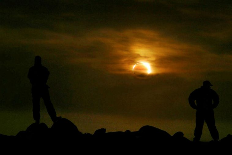 According to Norse mythology a solar eclipse takes place when the Sun is eaten by …