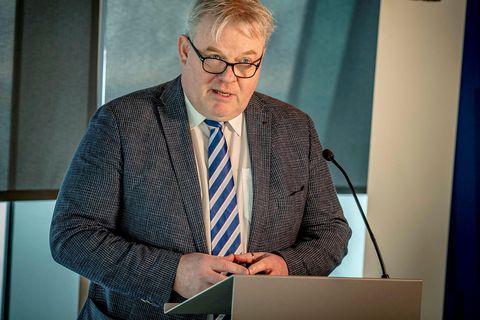 Sigurður Ingi Jóhannsson er samgöngu- og sveitarstjórnarráðherra.