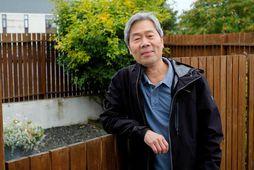 Halldór Nguyen er með gríðarlega góðan orðaforða í íslensku og örugglega betri en margir þeir …