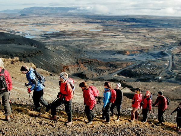 A smart way to gain experience as a trekker is to join organized tours.