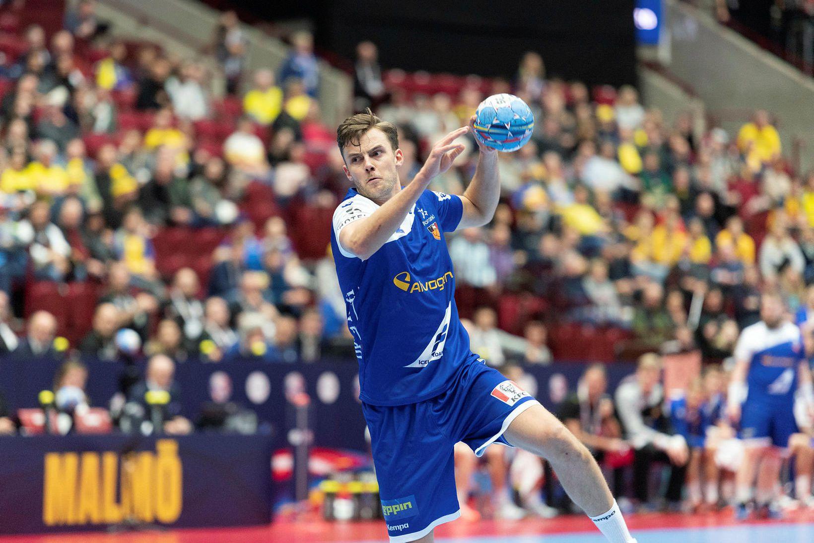 Sigvaldi Björn Guðjónsson er genginn til liðs við Kielce.