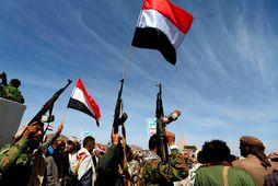 Borgarastríðið í Jemen hefur staðið yfir í fjögur ár. 6.800 liggja í valnum, tæplega 11.000 ...
