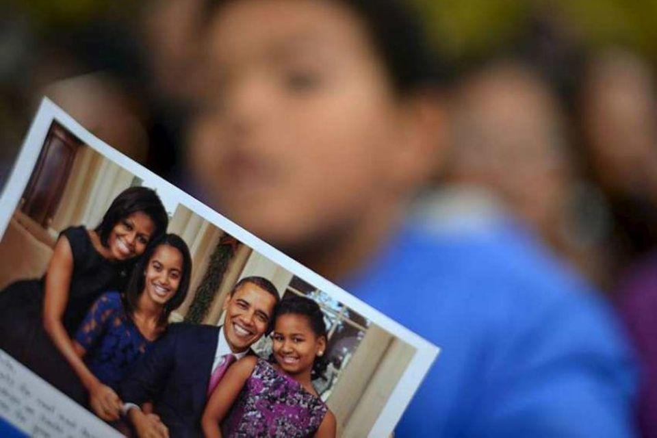 Barack Obama á sér stuðingsmenn meðal fólks úr öllum stéttum og á öllum aldri.