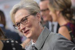 Meryl Streep barðist við þunglyndi við gerð myndarinnar Devil Wears Prada.
