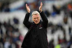 David Moyes er ekki á förum frá West Ham.