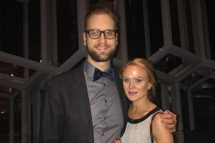 Sindri Aron Viktorsson og Hanna Kristín Skaftadóttir eru glæsilegt par.