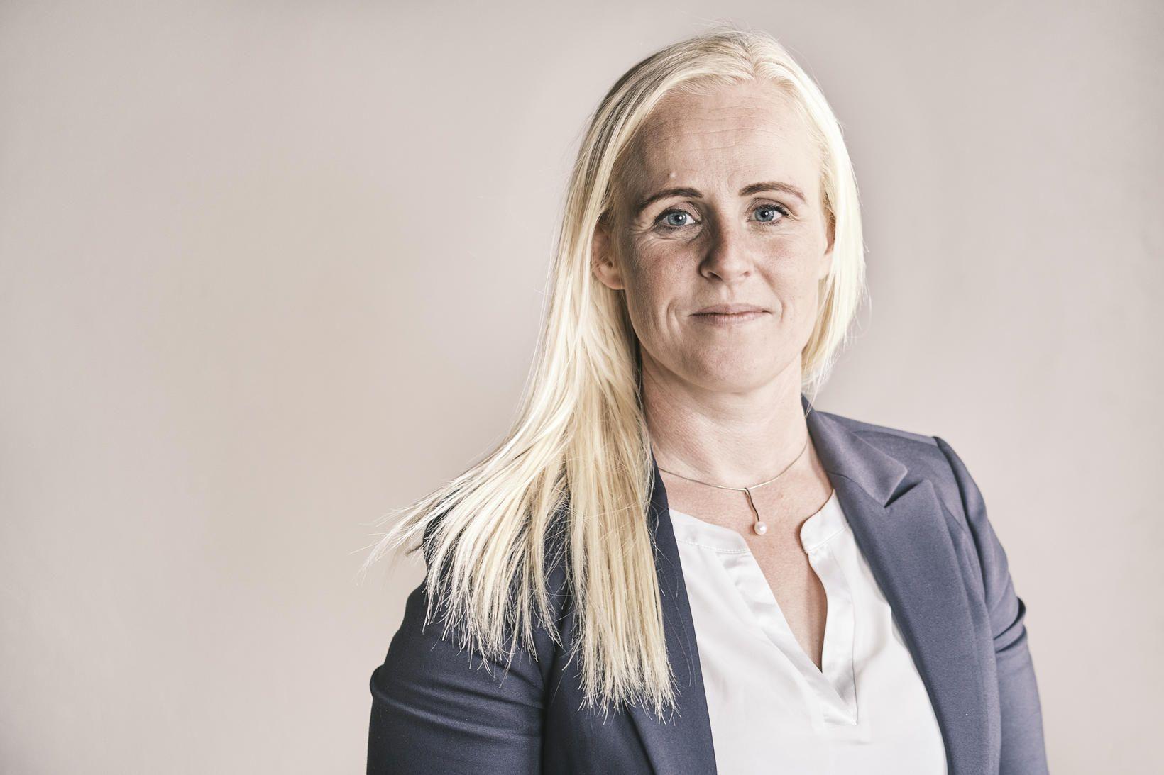 Álfheiður Ágústsdóttir, nýr forstjóri Elkem.