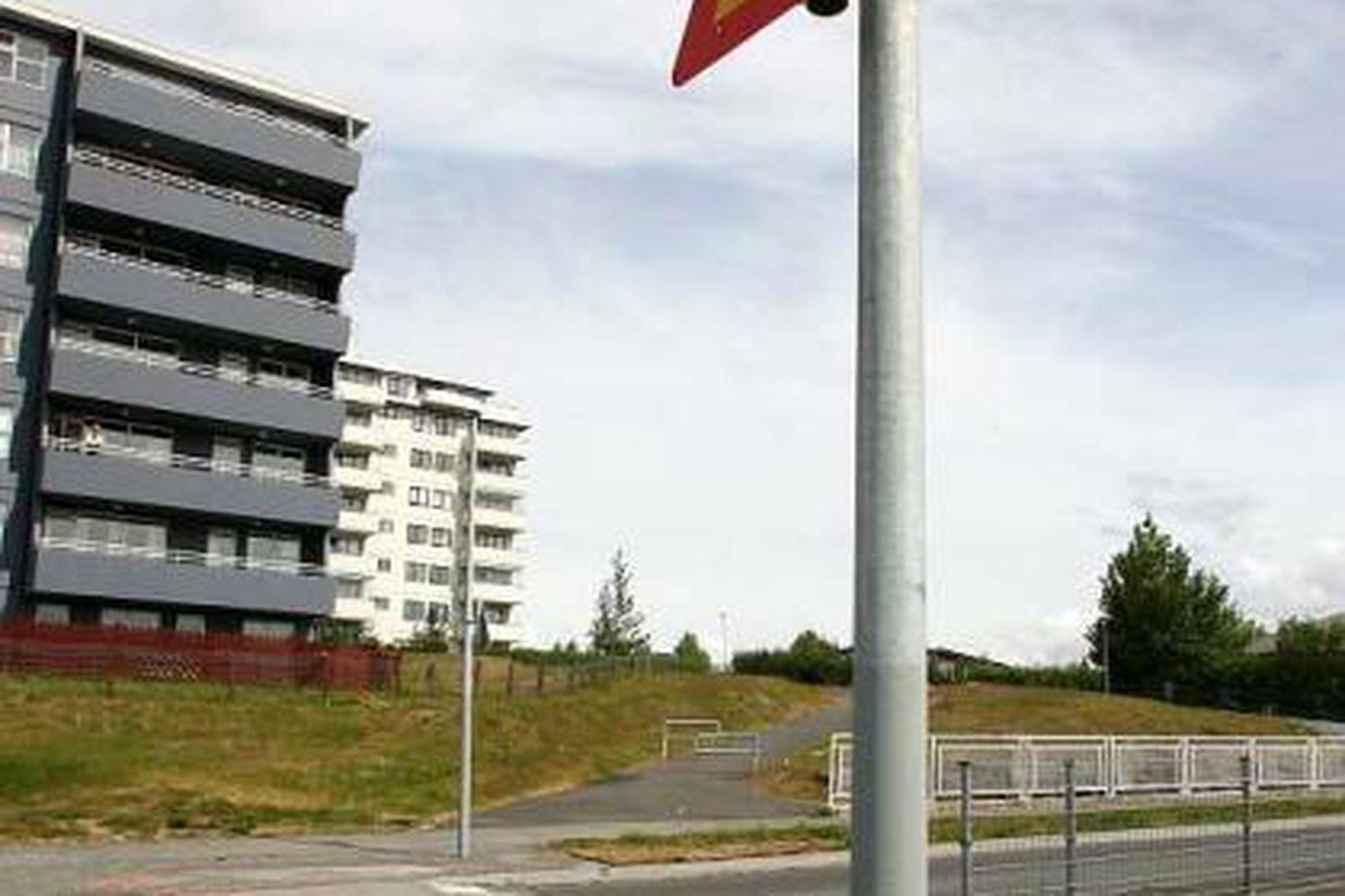 Alvarlegum umferðarslysum hefur fækkað í Reykjavík.