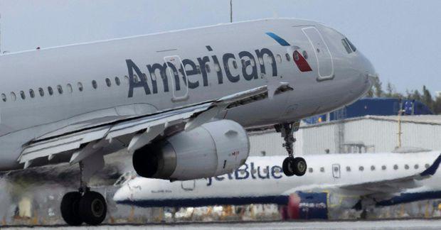 American Airlines býður upp á vín í heimsendingu.