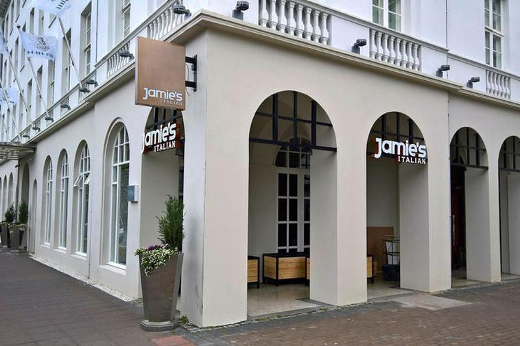 Jamie's Italian at Hótel Borg opens this month.