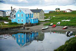 Flatey á Breiðafirði er besta eyjan.