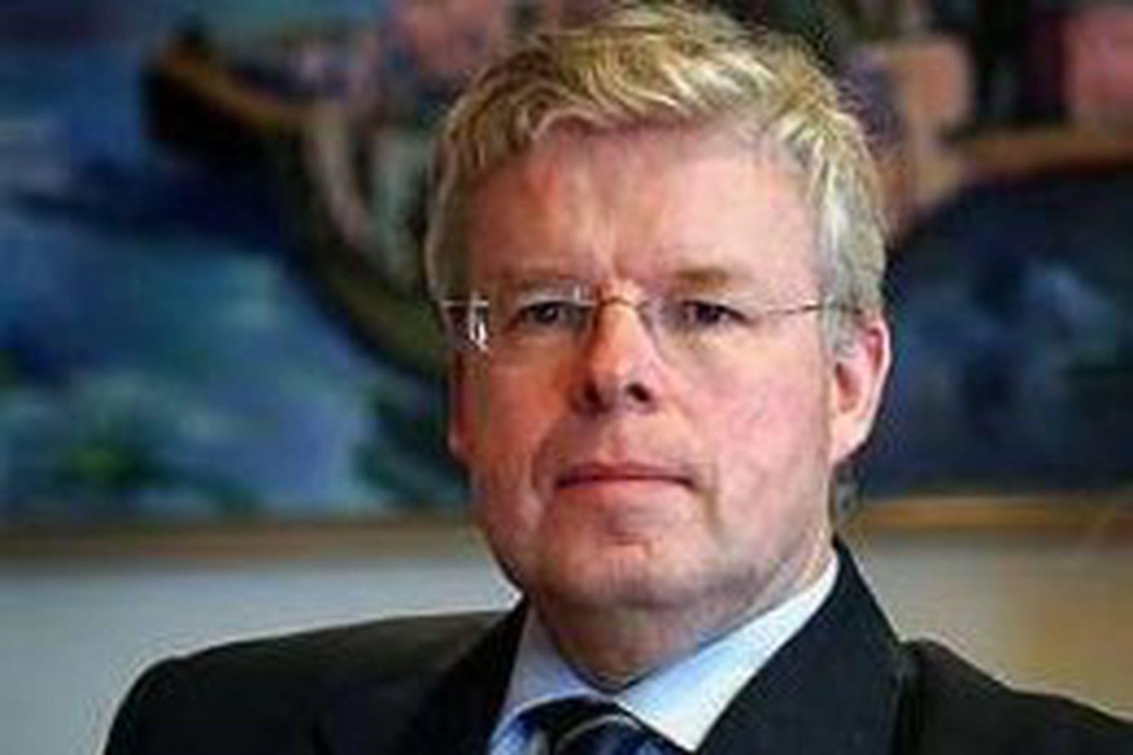 Einar K. Guðfinnsson.