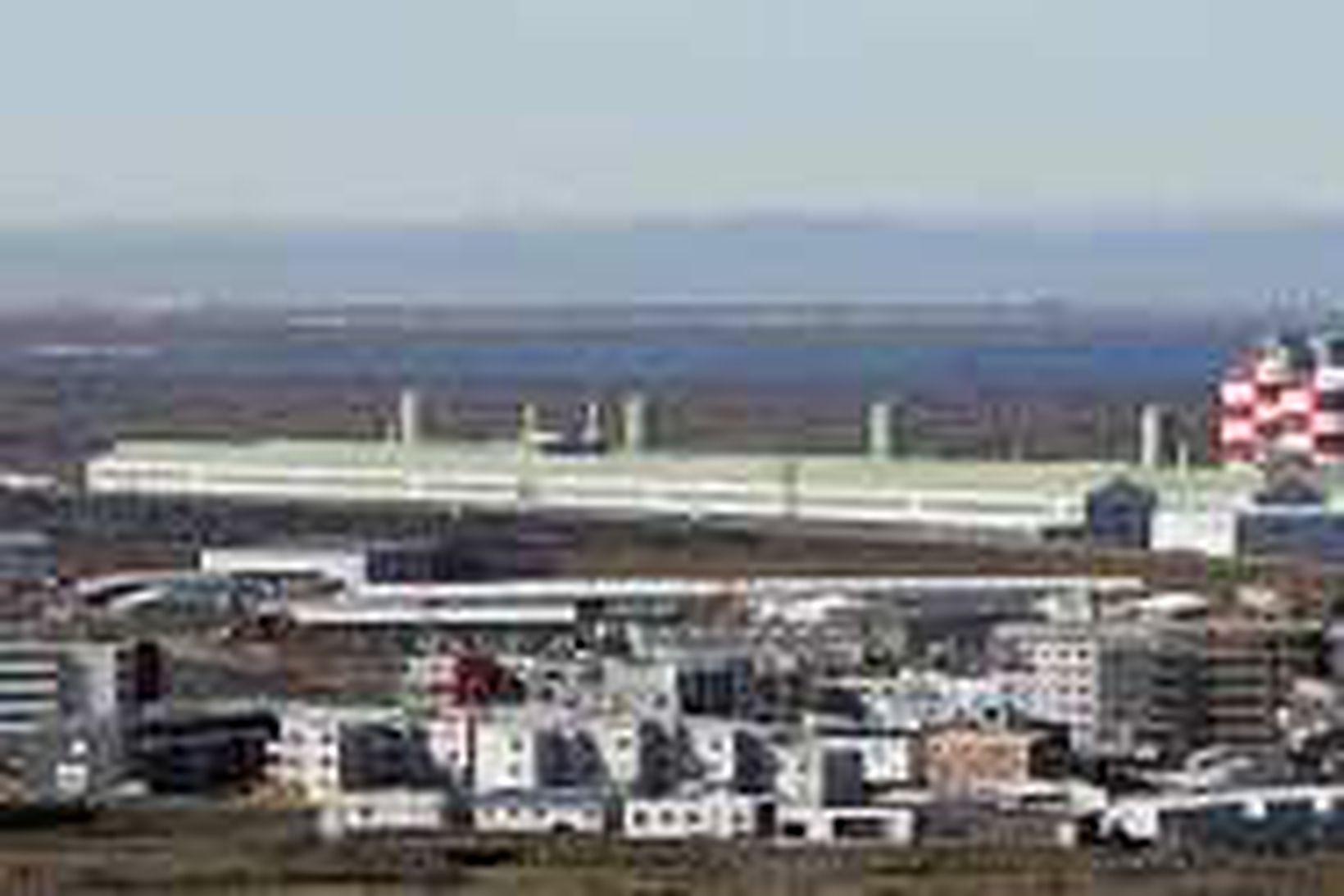 Álver Alcan í Straumsvík