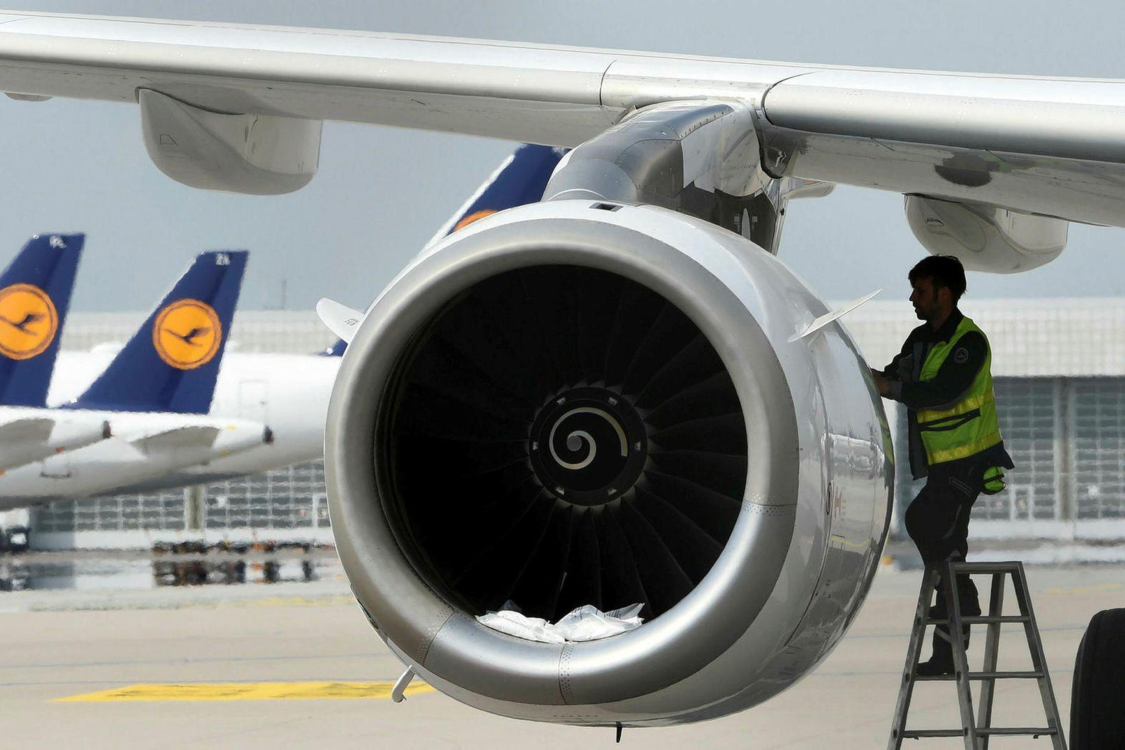 Þýska ríkið verður hluthafi í Lufthansa til 2023 og fær …