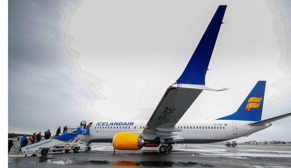800 ráðnir til Icelandair