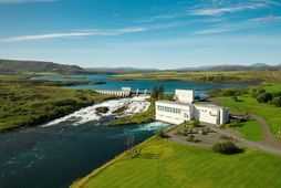 Hydrogen could be produced at Ljósafoss hydroelectric power plant.