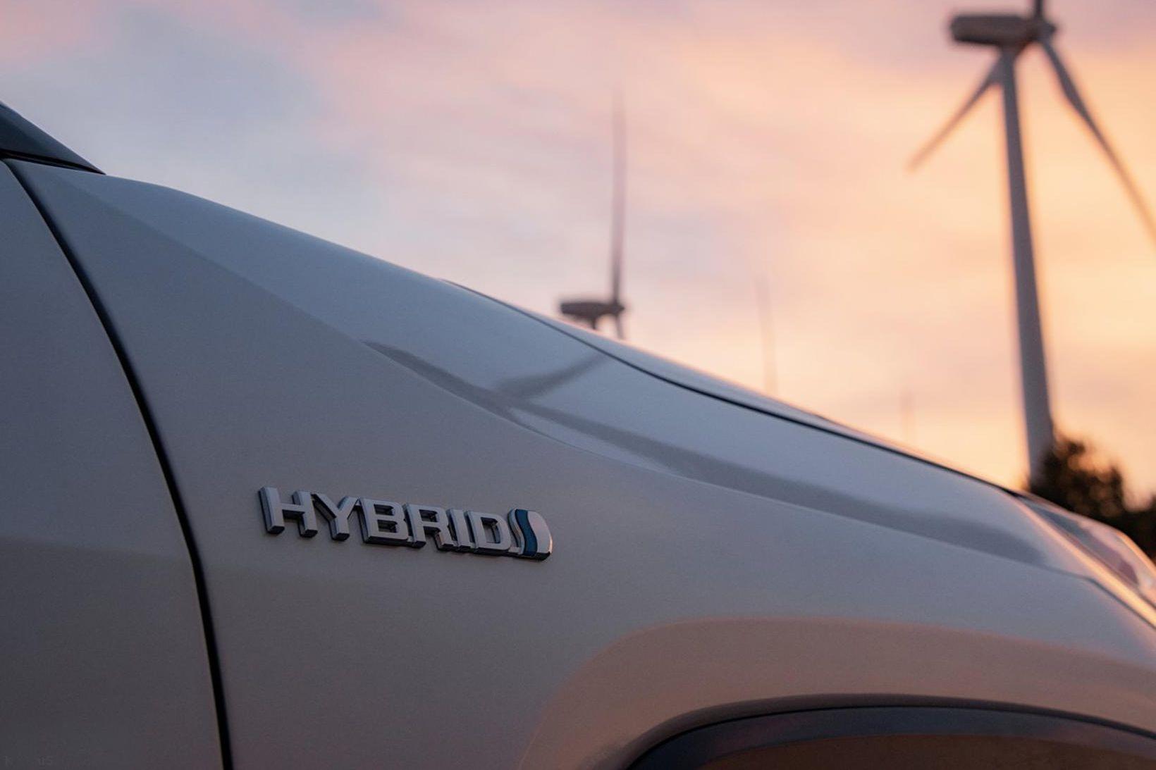 Toyota RAV4 er komin í tengiltvinnútgáfu.