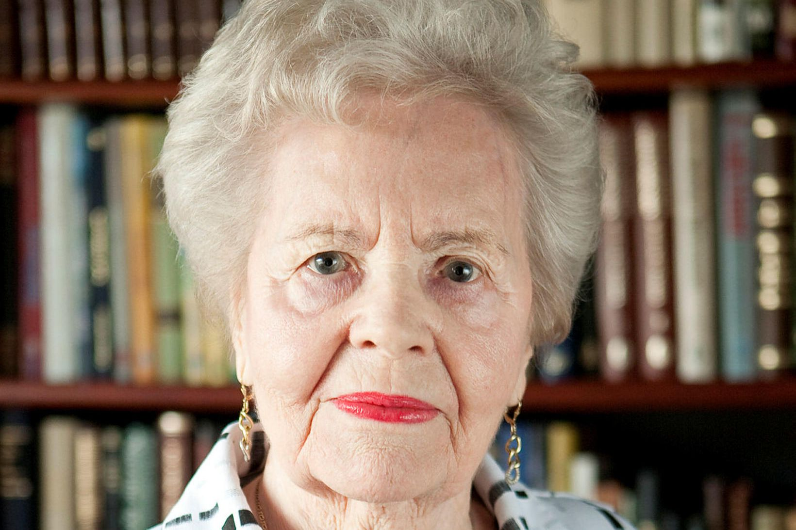 Erla Wigelund.