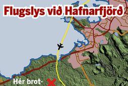 Flugslys við Hafnarfjörð