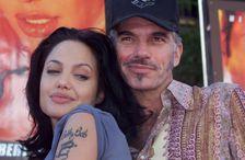 Angelina Jolie og Billy Bob Thornton giftu sig árið 2000.