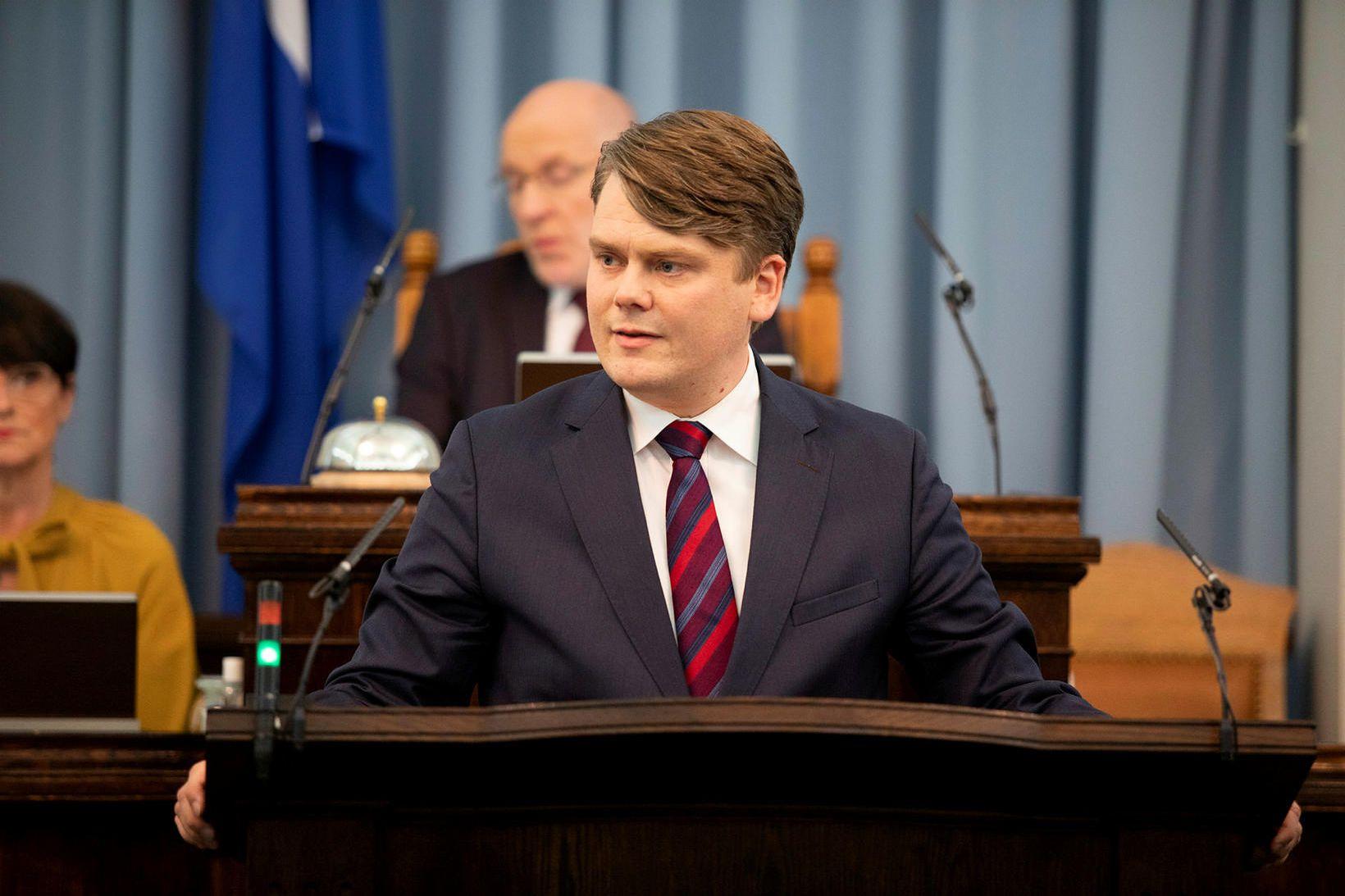 Andrés Ingi Jónsson.