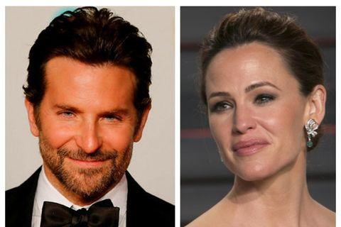 Bradley Cooper og Jennifer Garner hafa þekkst lengi.