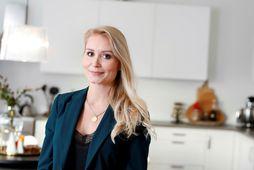 Hrafntinna Karlsdóttir er mikið jólabarn.