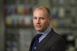 Finnur Oddsson forstjóri Haga hf.