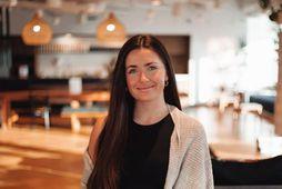 Chloe Jade Weinthal stofnaði sitt eigið fyrirtæki 17 ára gömul.