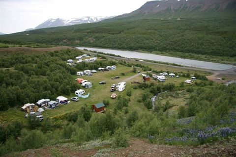 Systragil Camping Ground