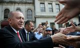 Recep Tayyip Er­dog­an, for­seti Tyrk­lands.