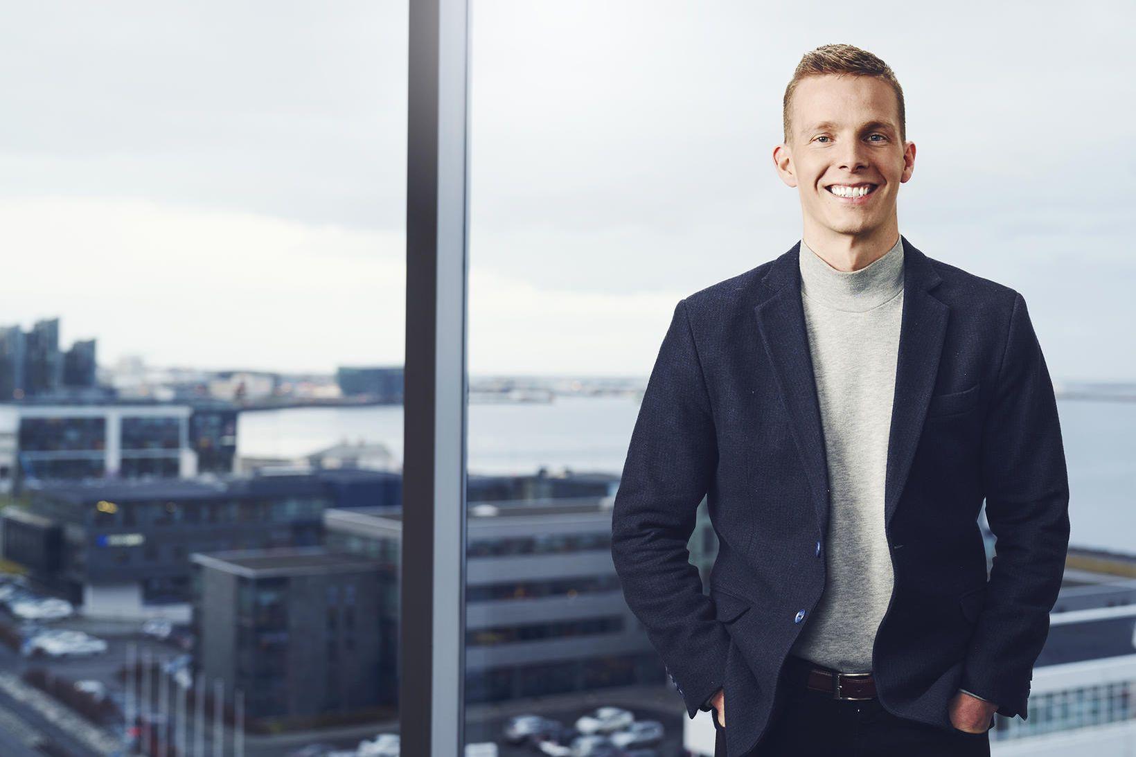 Steinar Þór Ólafsson.