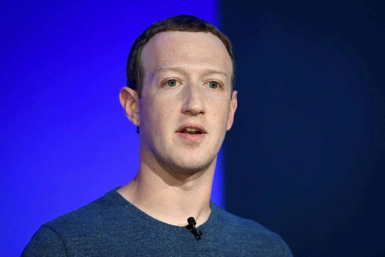 Er Zuckerberg þannig orðinn hluti af fámennum hópi auðkýfinga sem …
