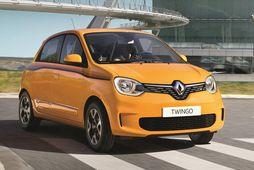 Renault Twingo gæti verið á útleið, alla vega sem bíll með brunavél sem aflgjafa.