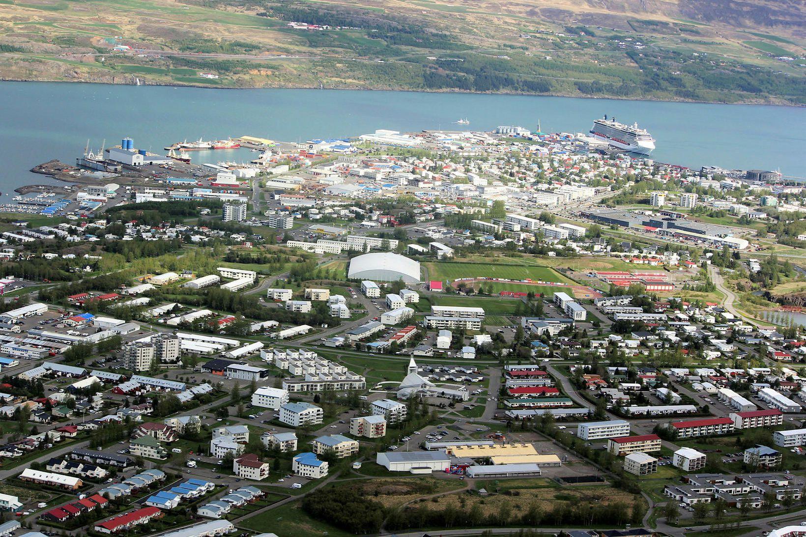 Samtök sveitarfélaga og atvinnuþróunar á Norðurlandi eystra eru ný landshlutasamtök …