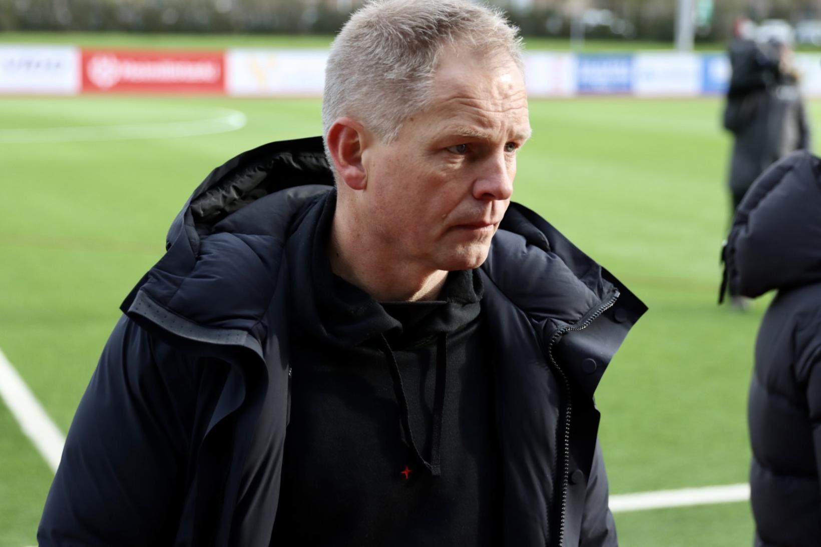Óskar Hrafn Þorvaldsson, þjálfari Breiðabliks.