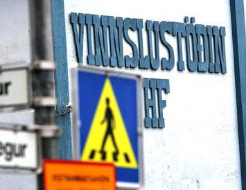 Vinnslustöðin í Vestmannaeyjum.