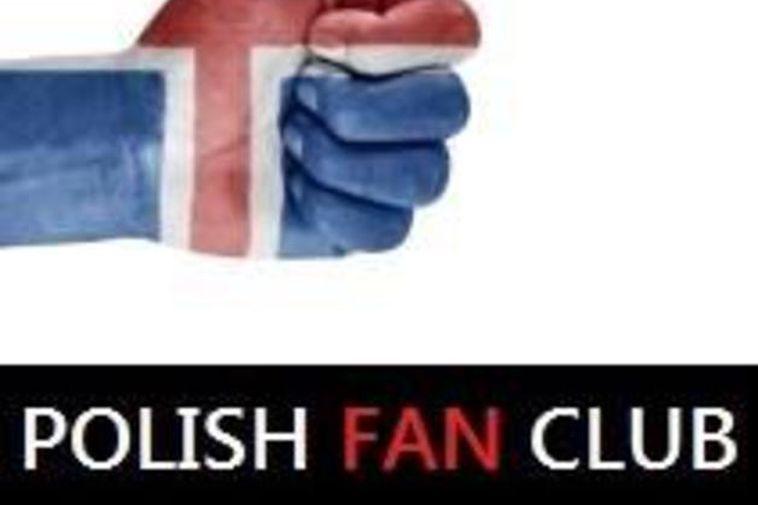 The Pilkarska Islandia fan club page has 3000 fans.