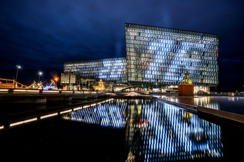 In Reykjavik for New Year's Eve? Make Harpa the location for your New Year's Eve countdown.